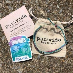 Pura Vida Bracelets - Good Vibes